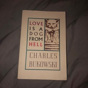 Love Is A Dog From Hell Book